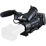 jvc gy-hm850chu prohd compact shoulder mount camera.1